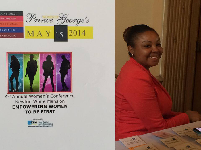 Women of Prince George's 4th Annual Conference