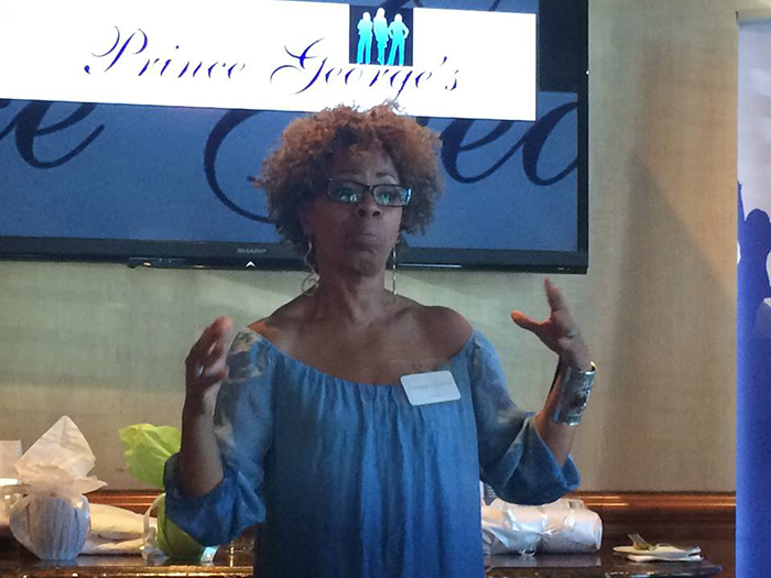 Candice Camille Owner Pure Nuphoria Bed and Breakfast talks about wellness in our community-at the June event!
