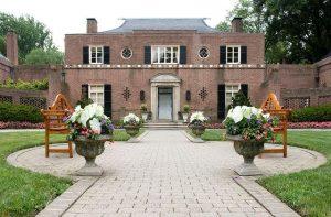 Newton White Mansion