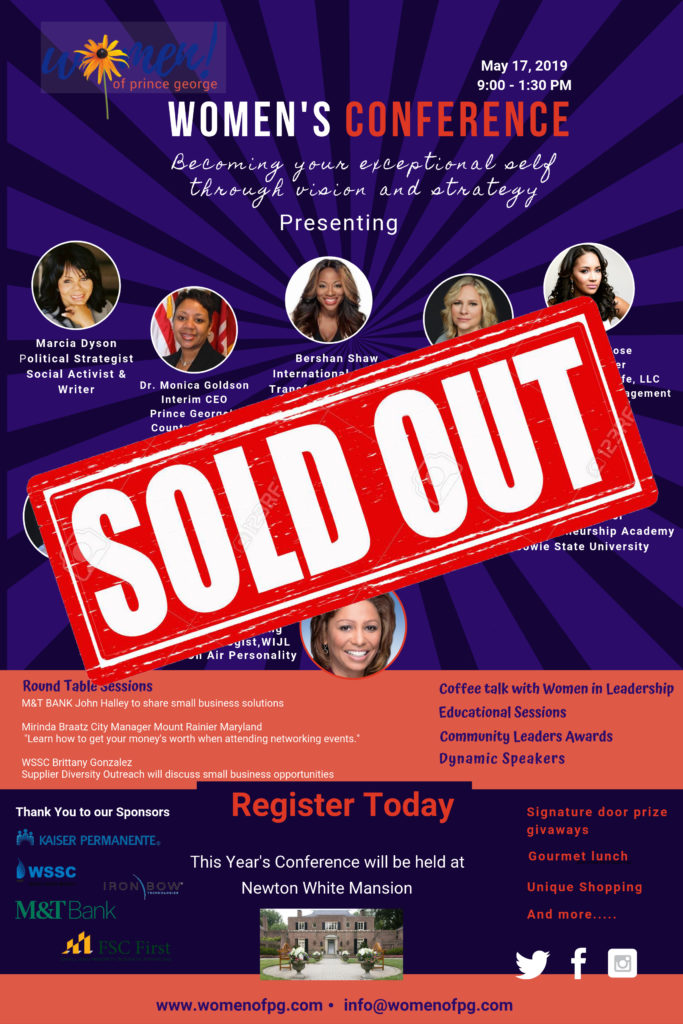 WPG-Women's ConferenceSoldout