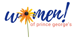 Women of Prince George's Logo