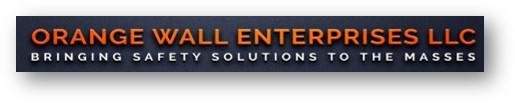 Orange Wall Enterprises Logo - Long Version